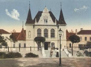 KOŠICE Rail Station