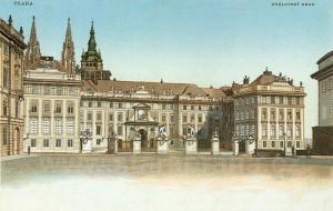Pražský Hrad Gate-S