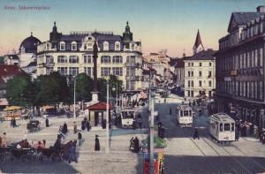 Graz Jakominiplatz-S