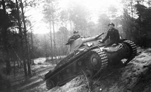 Panzer II-S