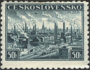 Plzeň Stamp-S