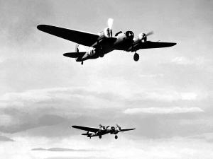 B-71 Take Off-Sudetenland