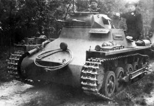PzKpfw I-Sudetenland
